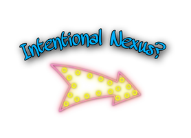 What is intentional nexus in philosophy?
