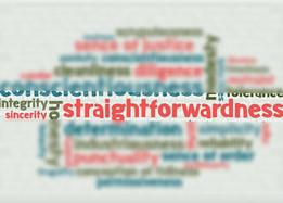 How to be a straightforward?