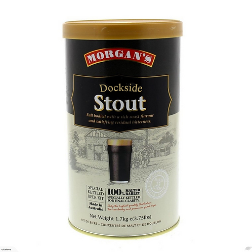 Morgan's Dockside Stout