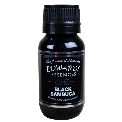 Edward's Black Sambuca