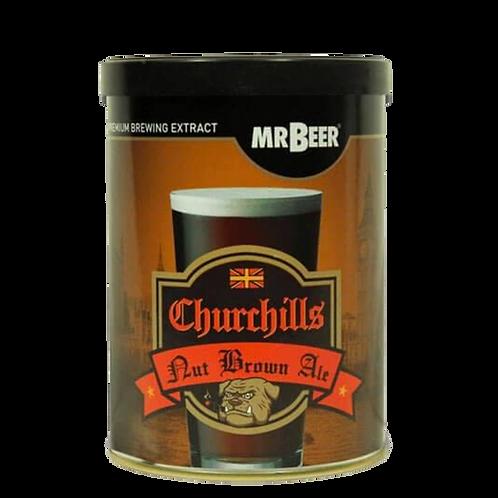 Churchills Nut Brown Ale