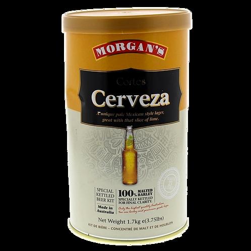Morgan's Cortes Cerveza