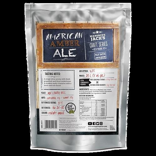 Mangrove Jacks American Amber Ale