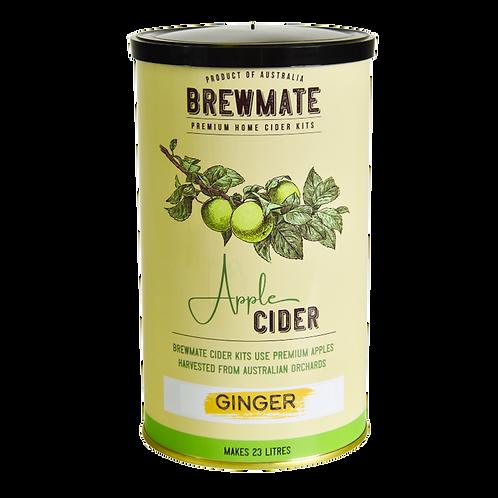 Brewmate Ginger Cider