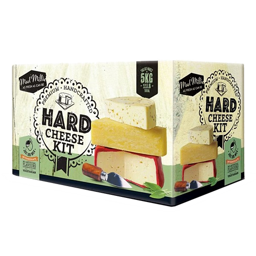 Mad Millie's Hard Cheese Kit