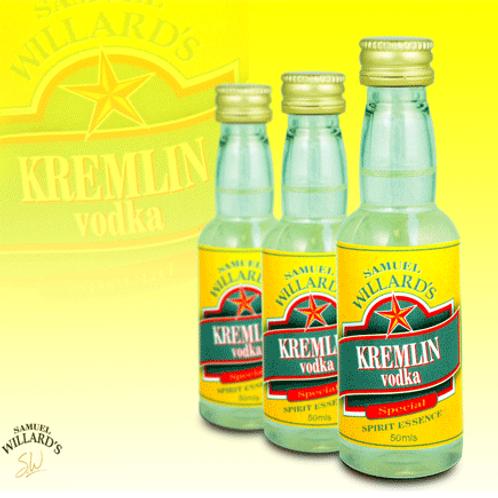 Samuel Willard's Kremlin Vodka