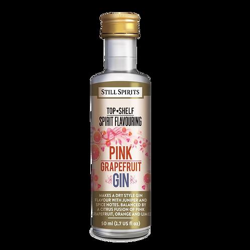 Still Spirits Top Shelf Spirits Pink Grapefruit Gin