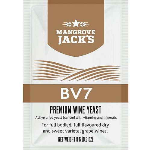 Mangrove Jacks Wine Yeast BV7