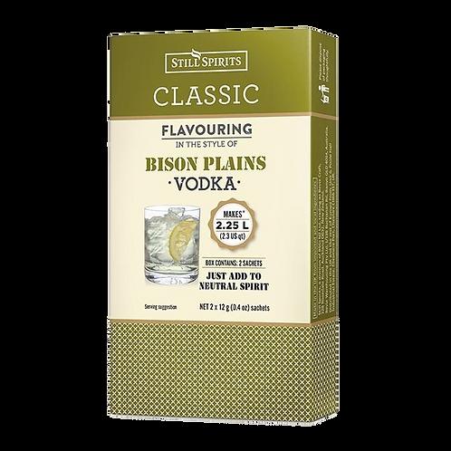 Still Spirits Classic Bison Plains Vodka