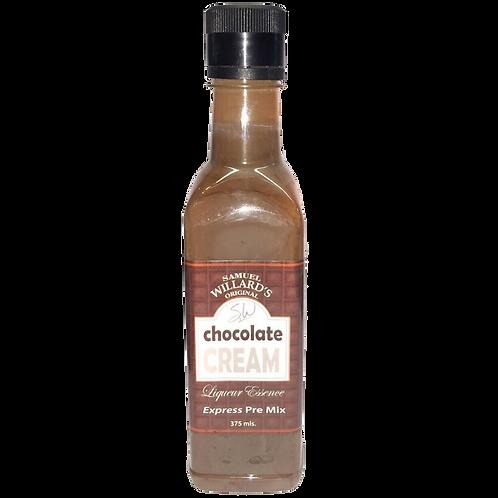 Samuel Willard's Chocolate Cream