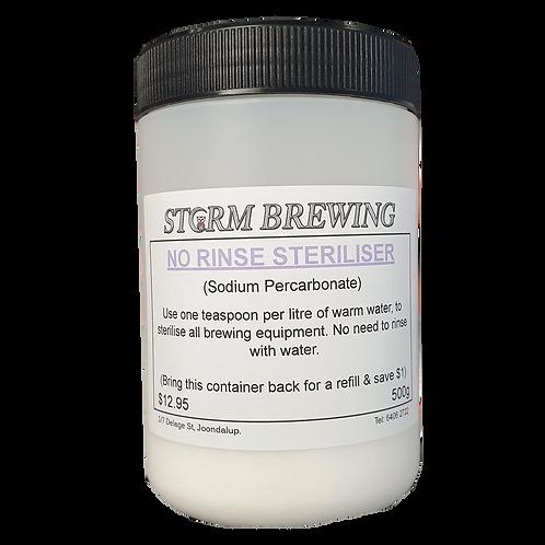 No Rinse Steriliser