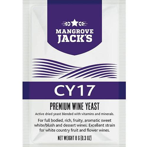 Mangrove Jacks Wine Yeast CY17