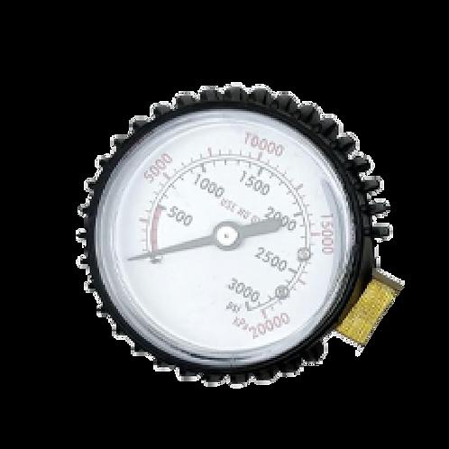 Regulator High Pressure Gauge