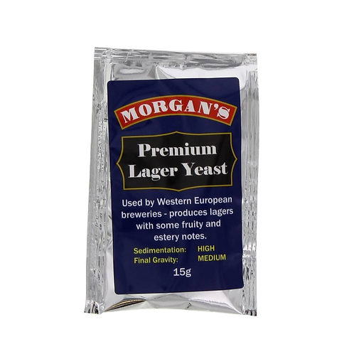 Morgan's Premium Lager Yeast