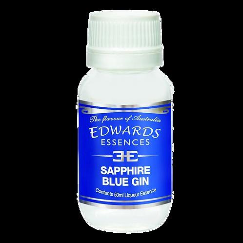 Edwards Sapphire Blue Gin