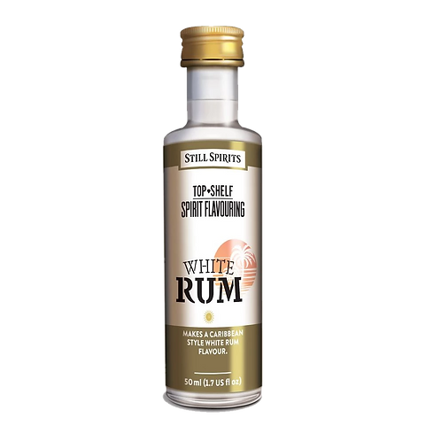 Still Spirits Top Shelf Spirits White Rum