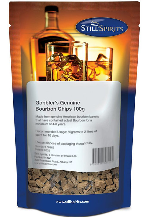 Still Spirits Gobblers Bourbon Chips (100g)