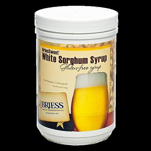 BriesSweet White Sorghum Syrup