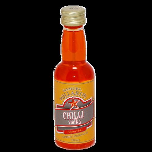 Samuel Willard's Chilli Vodka