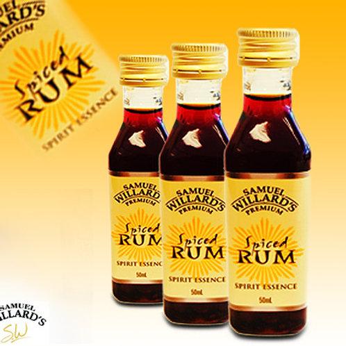 Samuel Willard's Spiced Rum