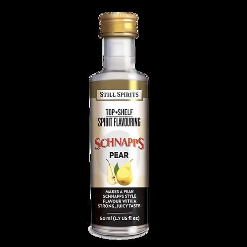 Still Spirits Top Shelf Spirits Pear Schnapps