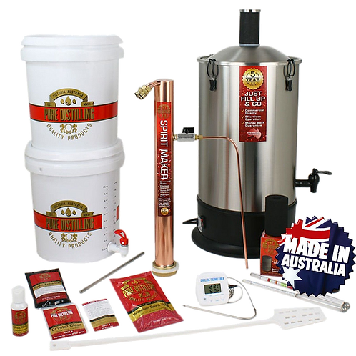Pure Distilling Complete All-In-One System Bundle
