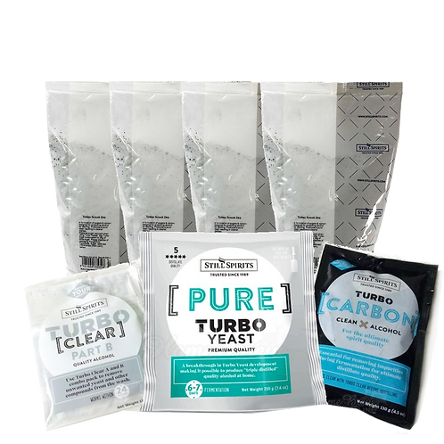 8kg Turbo Production Pack - Complete
