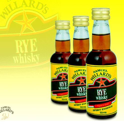 Samuel Willard's Rye Whisky