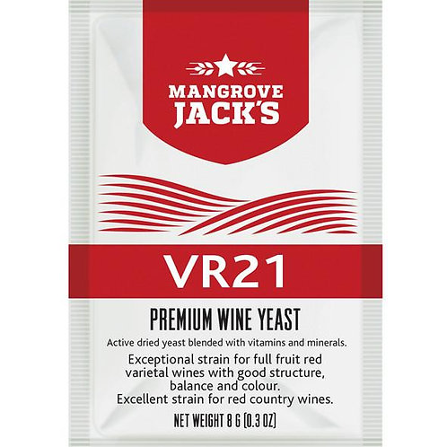 Mangrove Jacks Wine Yeast VR21