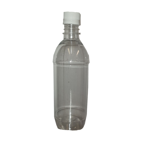 500ml PET Round Bottle & Lid