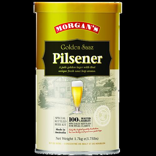 Morgan's Golden Saaz Pilsner