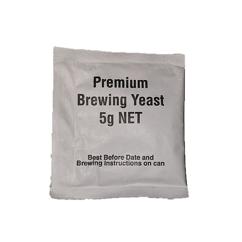 Premium Beer Brewing Yeast (5pk)