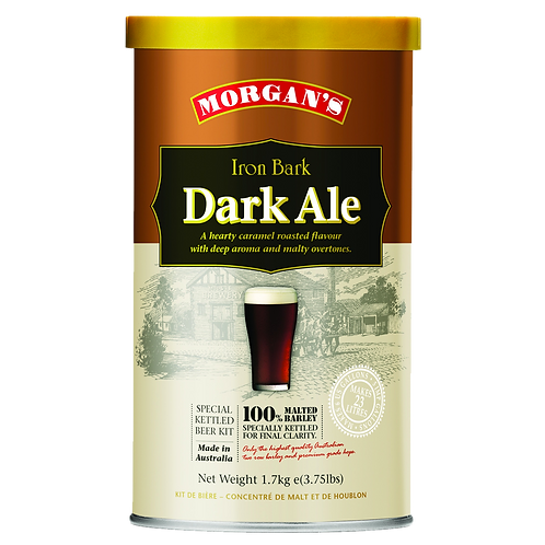 Morgan's Iron Bark Dark Ale