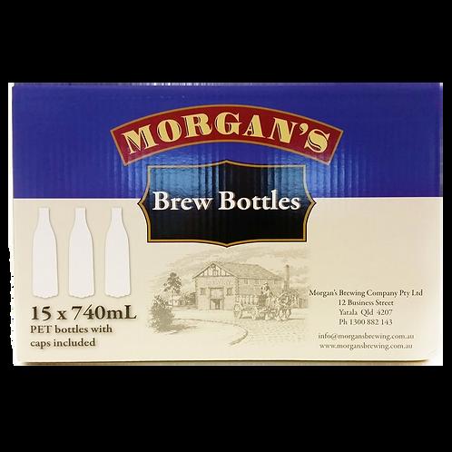 Morgan's PET Bottles (15x750ml)
