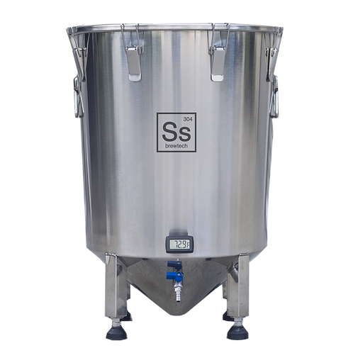 Brewmaster Stainless Steel Brew Bucket - 52L