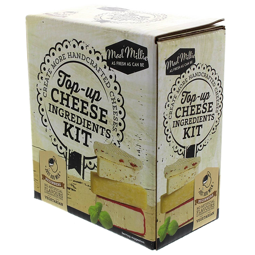 Mad Millie Cheese Top-Up Kit
