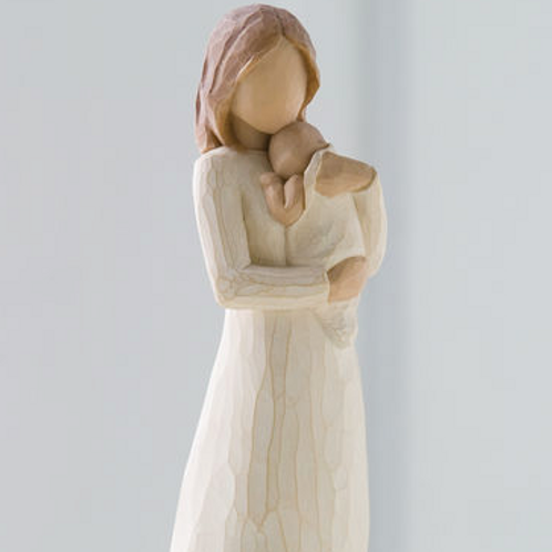 'ANGEL OF MINE' FIGURINE