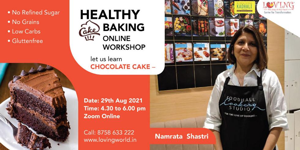 Healthy Baking Online Workshop
