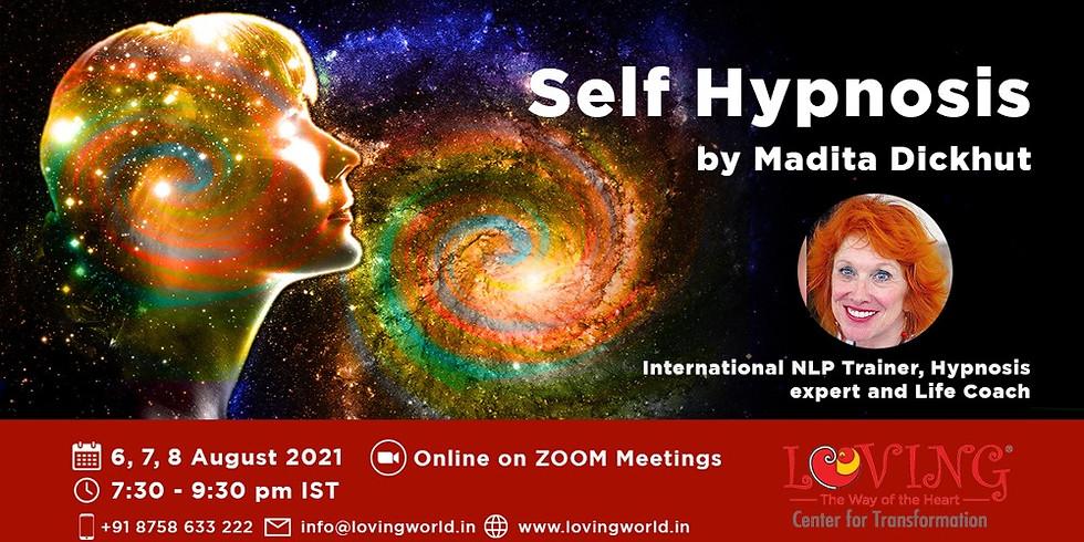 Self Hypnosis by Madita Dickhut