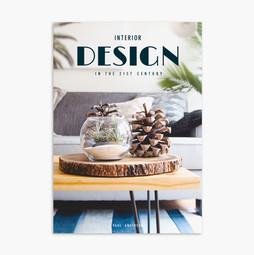 Diseño interior del libro