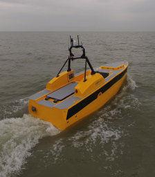 Marine Survey Data Analytics