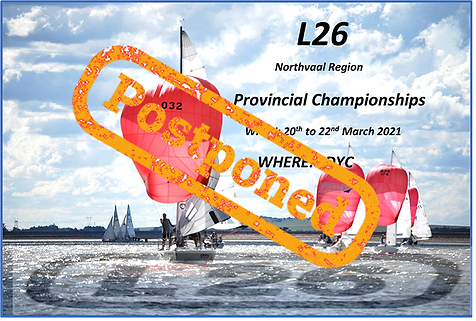L 26 Provinncial Champs Poster postponed