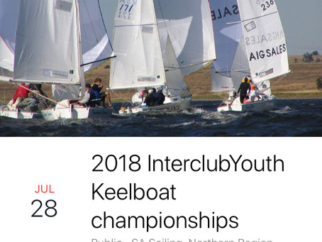 J22 Youth Interclub Keelboat Championships - Hosted by LDYC