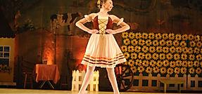 agende sua aula de balé