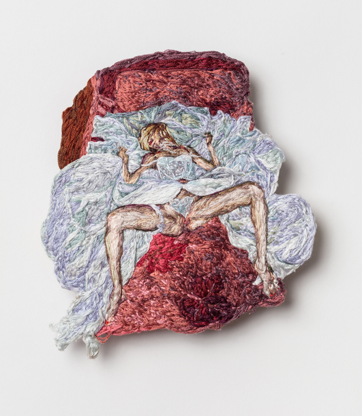 _Pretty_by_Sophia_Narrett,_Embroidery_Thread_and_Fabric,_2017_-_curated_by_Marie_Salomé_Peyronnel