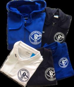 Fan Shirts Schalker Fanclub Nienborger Kreisel