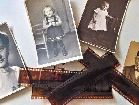 Organizing Your Photos on Your Downtime