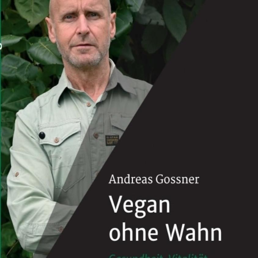 """Buchpräsentation """"Vegan ohne Wahn"""""""