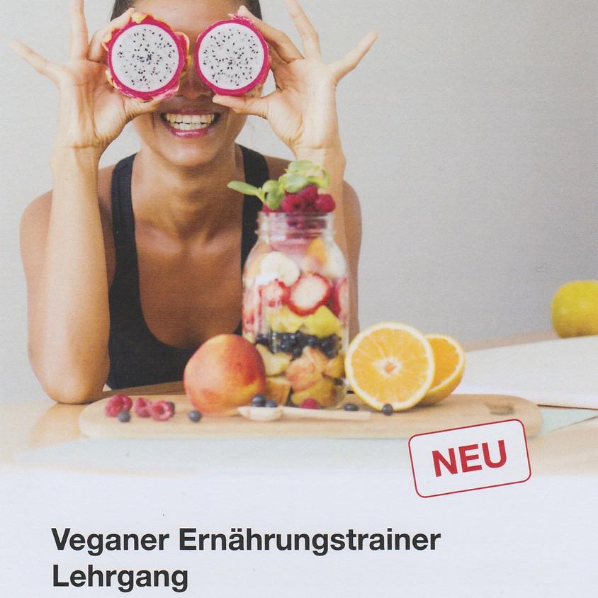 "Ausbildung ""Vegane(r) ErnährungstrainerIn"""
