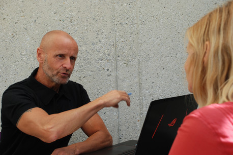 Andreas Gossner / Coaching